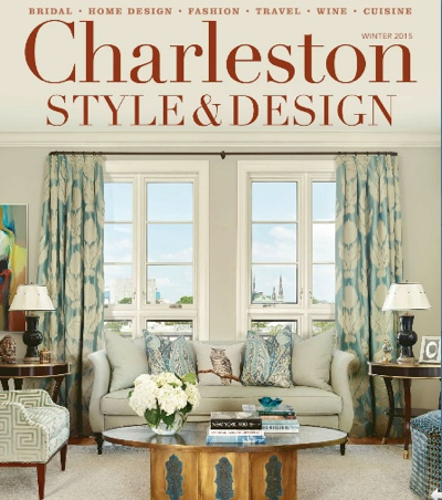 Charleston Style & Design – Family Ties